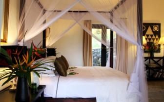 Bedroom at Kahanda Kanda