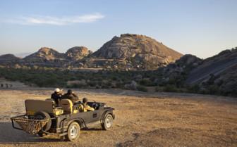 Safari Tours at Jawai Leopard Camp