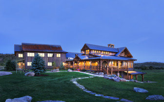 Brush Creek Ranch, luxury hotel in Great American Wilderness