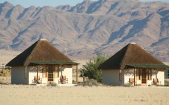 Exterior at Desert Homestead