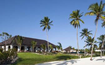 The Lobby at The Residence Zanzibar, luxury hotel in Tanzania