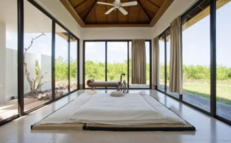 Spa area at The Residence Zanzibar, luxury hotel in Tanzania