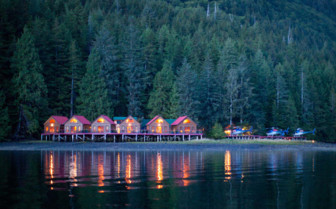 Nimmo Bay, luxury hotel in British Columbia, Canada