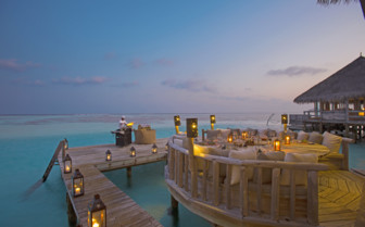 Picture of Dinner at the Private Reserve, Gili Lankanfushi