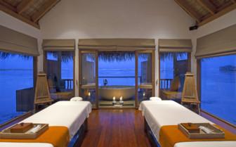 Picture of Meera Spa - Treatment Room at Gili Lankanfushi