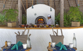 Picture of the Pizzeria at Gili Lankanfushi