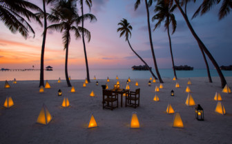 Picture of Private Beach Dining at Gili Lankanfushi