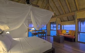 Picture of a Villa Bedroom, Gili Lankanfushi
