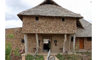 Baileys Banda, luxury hotel in Tanzania, Africa