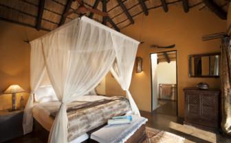 Bedroom at Leobo Private Reserve