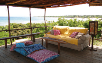 Picture of relaxing at Nuarro Luxury Eco Lodge