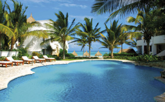 Swimming Pool at the Belmond Maroma