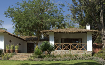 The Plantation Lodge, luxury lodge in Tanzania