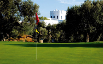 The Golf Course at Masseria Torre Maizza