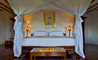 Double Bedroom at Klein's Camp