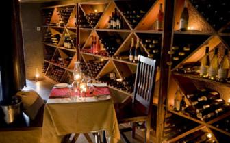 Private dining at Selinda Camp