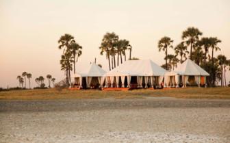 Sans Camp, luxury camp in Botswana