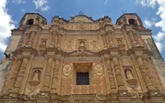 Beautiful Architecture in Mexico