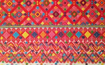 Mayan textiles, Mexico