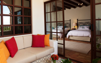 Suite at Hotel Guaycura