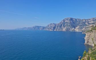 View across the coast