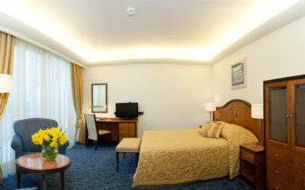 Double room with sea view at Hotel More