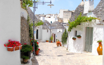The Alberobello Trulli