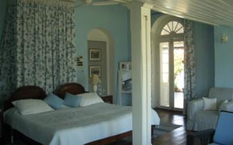 Luxury suite at Glenburn Tea Estate