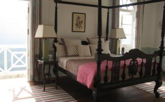 Suite at Glenburn Tea Estate, luxury hotel in India