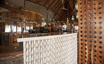 The Manta Bar at Constance Maldives
