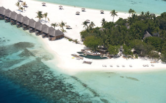 Aerial View of Constance Moofushi