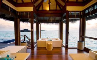 A Villa With A View - Maldives