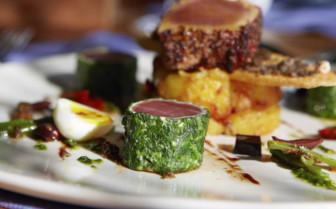 A Delicious Dinner At Gili Lankanfushi