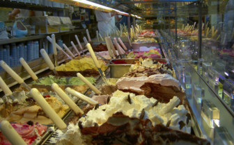 A Mix of Gelato in Florence