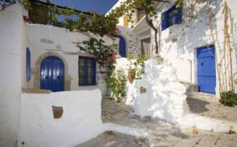 A Cretan Courtyard