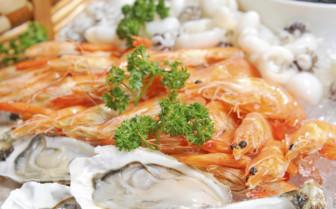 Fresh Local Seafood in Greece