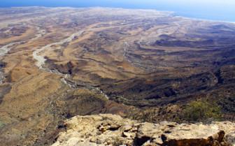 The Salalah Coast