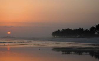 The Sunset at Salalah