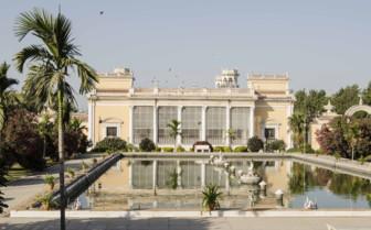 The Pool at Chowmahalla Palace