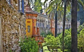 The Alcazar Gardens