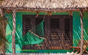 A Hammock at Matachica