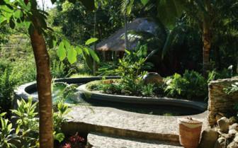 A Pool at Blancaneaux Lodge