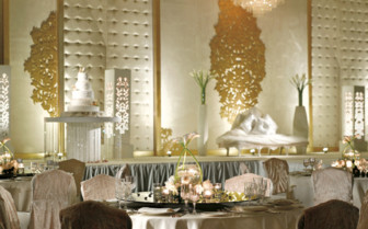 A Hotel Restaurant in Muscat
