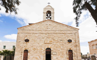St George's Church in Madaba