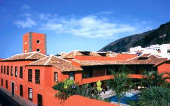 The Facade of San Roque