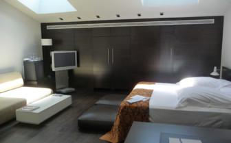 A Bedroom in Valencia