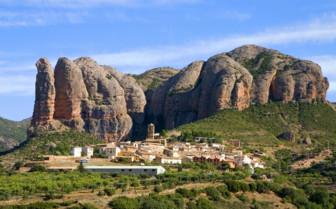 A Mountain in Aragon