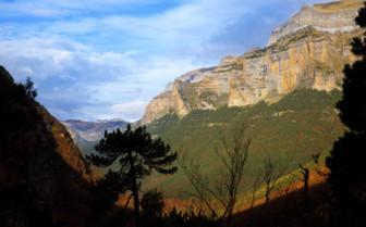 Valle de Ordesa in Eastern Spain