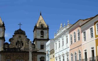 Church in Bahia