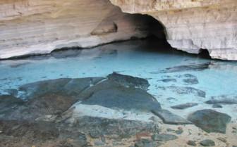 Azure blue grotto